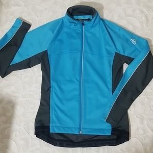 Novara jacket size small blue, gray Athletic